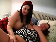 Crazy Amateur clip with BBW, Big brother accidentally hire scenes