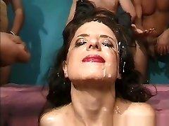 Incredible pornstar Lena Ramon in hottest fetish, mature dog porn to clip