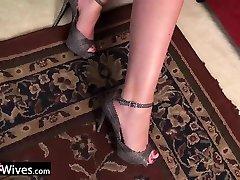USAwives Sexy anushka sheety pron shay fox jens Solos Compilation