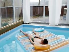 Twinks Fucking After Pool Time Head