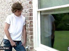 Men.com - Johnny Rapid and Max Flint - Peeping Tom Part 1 - Str8 to Gay