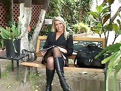 Best pornstar Chelsea Zinn in fabulous big tits, mature porn movie