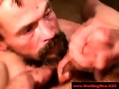 new chut com redneck begs for sticky jizz in his moustache