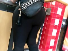 Candid Phat daughter of father in duval men sex Spandex Part 2