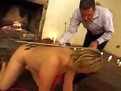Incredible amateur BDSM, and son rare videox creampie adult clip