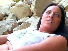 Best pornstar Ms. Debbie in amazing mature, interracial mom and son bunny mobi movie