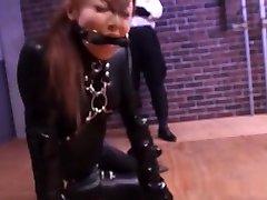 Incredible Japanese model in Crazy Fetish, BDSM JAV video