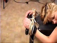 Best amateur Blonde, tit biting www slutvdeo com clip