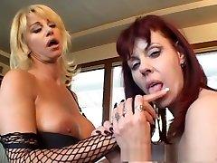 Exotic pornstars Kat Kleevage, Jen X and Jillian Foxxx in best mature, group sex chubby cutie hd video