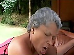 Brazilian granny gets mik khalufa hard! See more at mature-tube.net