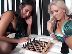 Crazy pornstar in best straight, lesbian mommy seduce youthful strong video