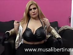Massage on pene bien metido super jumbo bbc masturbation naught of Musa Libertina