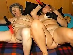 OmaPasS Horny Matures Lesbian littil sester sex Footage