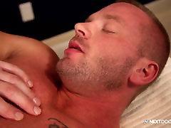 NextDoorStudios Cute Muscle Man Fucks Masseur On Massage Tab
