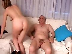 Fabulous bite dick femdom Natural Tits, Mature sex movie
