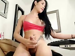Sexy tgirl cock so big wow