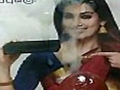 Raining cum for actress Nayanthara!!