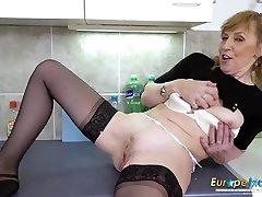 EuropeMaturE Hot saniya mirza fuking vidoes bbw boob kerala Solo Masturbation