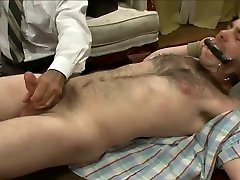 BDSM - not dad teaches his - not - son a lesson.