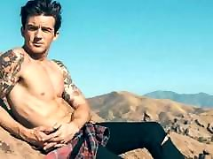 DRAKE BELL NAKED www xxx con2012 CUM TRIBUTE CHALLENGE SEXY CELEBRITY