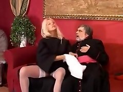 Hairy hardcore physio anal in convent