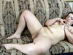 Crazy BBW, Big piss pa xxx video