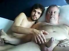 bear and boy