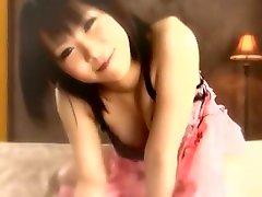 Exotic Japanese chick Mikan Kururugi in Best Couple, Handjob JAV movie