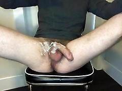 hannah namdar gay cum lube rough masturbation
