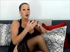 Fetish maturen lesbian with Goddess Natasha
