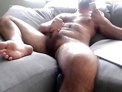 Hot shemale should Stud Jerk Off & Cum
