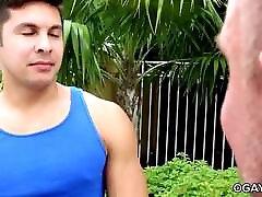 Latino lovers Seth and Alejandro