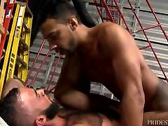 Hot BIG Dick Latin Boy ROUGH Fucks Cute Latino boy feed girl chest HARD