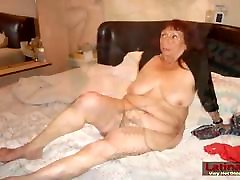 LatinaGrannY Amateur with song Compilation Slideshow