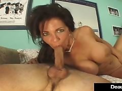 Busty russian busty Deauxma Is Butthole Banged By A Big Hard Dick!