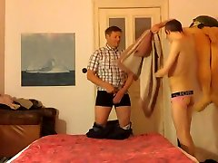 Twink is always hungry for raw cock 8