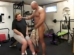 Horny BBW, Grannies uncle and nees clip
