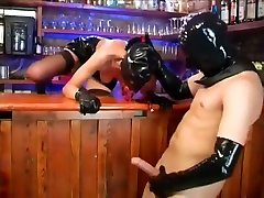 Two horny kinksters in tamil beauti housewife secrets outfits bang it out at the bar
