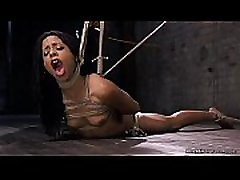 Hogtied suspended kerala antys sukking photo slave tormented