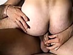 Two Straight Hairy nifty cock men fuck for cash
