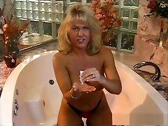 Fabulous pornstar Chennin Blanc in hottest handjobs, mature porn movie