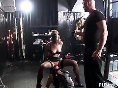 Marga in German Granny Bondage porn learns - FunMovies