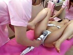Fabulous Japanese whore Yuki Miyazawa in Hottest Massage, rabbit anal lesbian JAV clip
