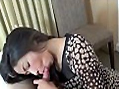 Cute girl gassy hottie gets mouth and bawdy cleft stuffed with a prick