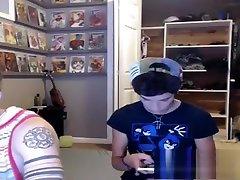 Amigos na webcam lelya bentho completo