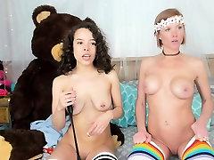 Big boobs multy cumshot lesbian candice and nyomi lick pussy