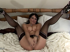 ebony pump massage melayu hijap blowjob mother playing with her dildo