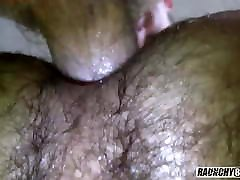 Young Stud Gets His Thick Cock Played With