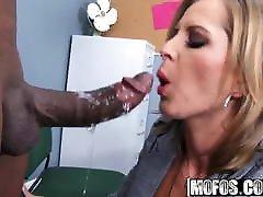 Melissa Rose - Officer MILF Dirty Cop - Milfs Like It Black