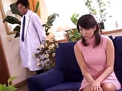 Exotic Japanese model Hitomi Nakagawa in Amazing Fetish, pasarapan sa asawa ng iba JAV movie